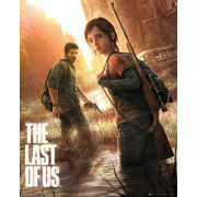The Last of Us Key Art - Mini Poster - 40 x 50cm