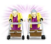Racing Grannies