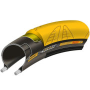 Continental Grand Prix 4000 Clincher Road Tyre Blue Light 700c x 23mm + FREE Inner Tube