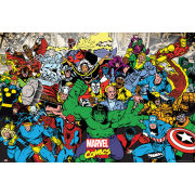 Marvel Characters - Maxi Poster - 61 x 91.5cm