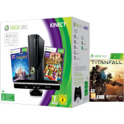 Xbox 360 4GB Kinect Holiday Bundle  Includes TitanFall