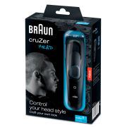 Braun Cruzer 5 Beard and Head Trimmer