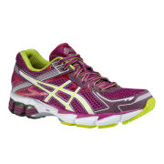 Asics Women's Gt-1000 2 Trainers - Grape/White/Lime