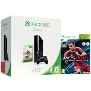 Xbox 360 500GB Console with FIFA 15 & PES 2015: Pro Evolution Soccer
