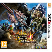 Monster Hunter 4 Ultimate - Digital Download
