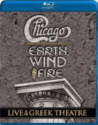 Chicago: Earth, Wind & Fire / At The Greek Theatre