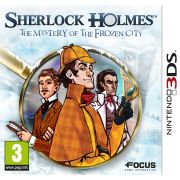 Sherlock Homes: and The Mystery Of The Frozen City