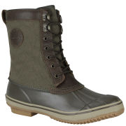 Barbour Men's Drake Duck Boots - Green