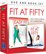 Fit at Fifty (Includes Book)