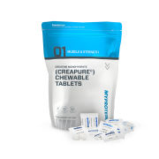 Creatine Monohydrate (Creapure®) Chewable Tablets