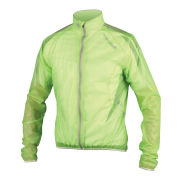Endura FS260-Pro Adrenaline Race Cape - Lime Green