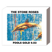 The Stone Roses Fool's Gold - 50 x 40cm Canvas