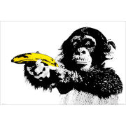 Monkey Banana - Maxi Poster - 61 x 91.5cm