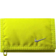 Nike Basic Wallet - Volt/Wolf Grey