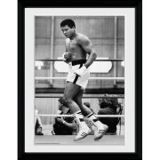 Muhammad Ali Training - 30x40 Collector Prints