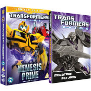 Transformers - Series 2: Volume 2 - Nemesis Prime Limited Edition