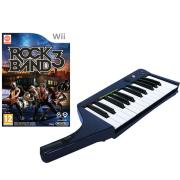 Rock Band 3 with Wireless Keyboard