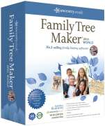 Family Tree Maker World Edition 2011