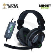 Turtle Beach Call of Duty: Modern Warfare 3 Ear Force Charlie: Limited Edition Multi-Speaker 5.1 Surround Sound Gaming Headset