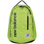 New Balance Naos Backpack - Bright Green / Black