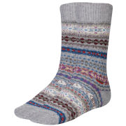 Barbour Men's Boyd  Socks - Grey Mix