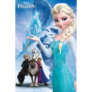 Frozen Mountain - Maxi Poster - 61 x 91.5cm