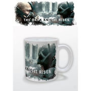 DC Comics The Dark Knight Rises Mask Mug