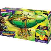 Teenage Mutant Ninja Turtles High Flyin' Blimp Vehicle