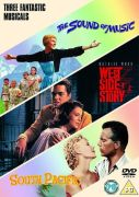 Sound of Music / South Pacific / West Side Story