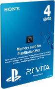 PS Vita Memory Card 4GB