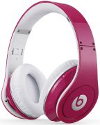 Beats by Dr. Dre: Studio Noise Cancelling HD Headphones with Microphone - Pink