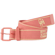 Jack & Jones Men's Laidback Belt - Red