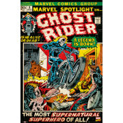 Marvel Ghost Rider - Maxi Poster - 61 x 91.5cm