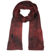 Vero Moda Women's Hannelore Long Scarf - Black /Rose