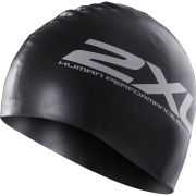 2XU Neoprene Swim Cap - Black