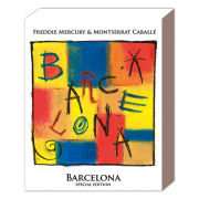 Queen Barcelona - 40 x 30cm Canvas