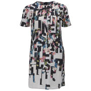 Influence Women's Alphabet Shift Dress - White