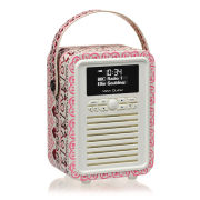 View Quest Retro Mini Emma Bridgewater Bluetooth DAB+ Radio - Sampler