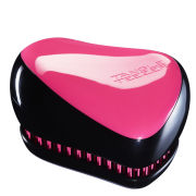 Tangle Teezer Compact Styler - Pink & Black