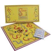 Snakes and Ladders - Retro Board Game