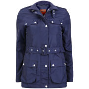 Le Breve Womens Hawk Jacket - Navy