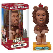 Wizard of Oz Cowardly Lion Bobblehead