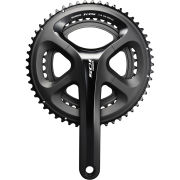 Shimano 105 FC-5800 Semi-Compact Bicycle Chainset - Black