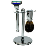 Razor MD Chrome 17 Shave Set - 3 blade