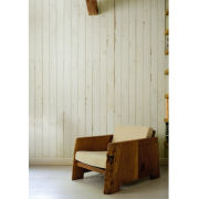 NLXL Scrapwood Wallpaper by Piet Hein Eek - Cream/Off White
