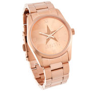 Daisy Knights Women's Star Watch - Rose Gold