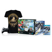 Wii U Bayonetta 2 Action Pack (T-Shirt Medium)