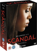 Scandal - Season 1-3