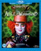 Alice In Wonderland - Combi Pack