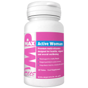 MP MAX Elle Active Woman Premium Multi Vitamin